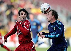 20101017 FC Nordsjælland-Brøndby Superliga fodbold