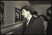 JEREMY PAXMAN, Sensation Opening. Royal Academy of Art. London.16 September 1997.