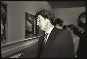 JEREMY PAXMAN, Sensation Opening. Royal Academy of Art. London.16 September 1997.