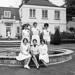 PADDOCK WOOD GROUPS 1961