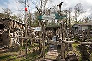 Adam's Cypress Swamp Driftwood Family Museum