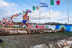 09-12-2018 NED: SPAR European Cross Country Championships, Tilburg<br /> Khalid Choukoud NED