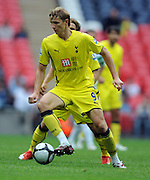 Roman Pavlyuchenko.Tottenham Hotspur 2009/10.Tottenham Hotspur V Celtic (0-2) 26/07/09.The Wembley Cup at Wembley Stadium.