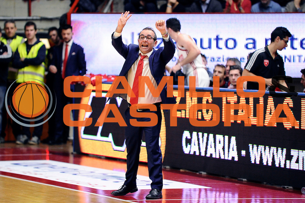 DESCRIZIONE : Varese Lega A 2014-2015 Openjob Metis Varese Banco di Sardegna Sassari<br /> GIOCATORE : Ugo Ducarello<br /> CATEGORIA : delusione<br /> SQUADRA : Openjob Metis Varese<br /> EVENTO : Campionato Lega A 2014-2015<br /> GARA : Openjob Metis Varese Banco di Sardegna Sassari<br /> DATA : 26/12/2014<br /> SPORT : Pallacanestro<br /> AUTORE : Agenzia Ciamillo-Castoria/Max.Ceretti<br /> GALLERIA : Lega Basket A 2014-2015<br /> FOTONOTIZIA : Varese Lega A 2014-2015 Openjob Metis Varese Banco di Sardegna Sassari<br /> PREDEFINITA :