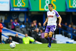 Richard Wood of Rotherham United in action - Mandatory by-line: Jason Brown/JMP - 03/09/2017 - FOOTBALL - Fratton Park - Portsmouth, England - Portsmouth v Rotherham United - Sky Bet League Two
