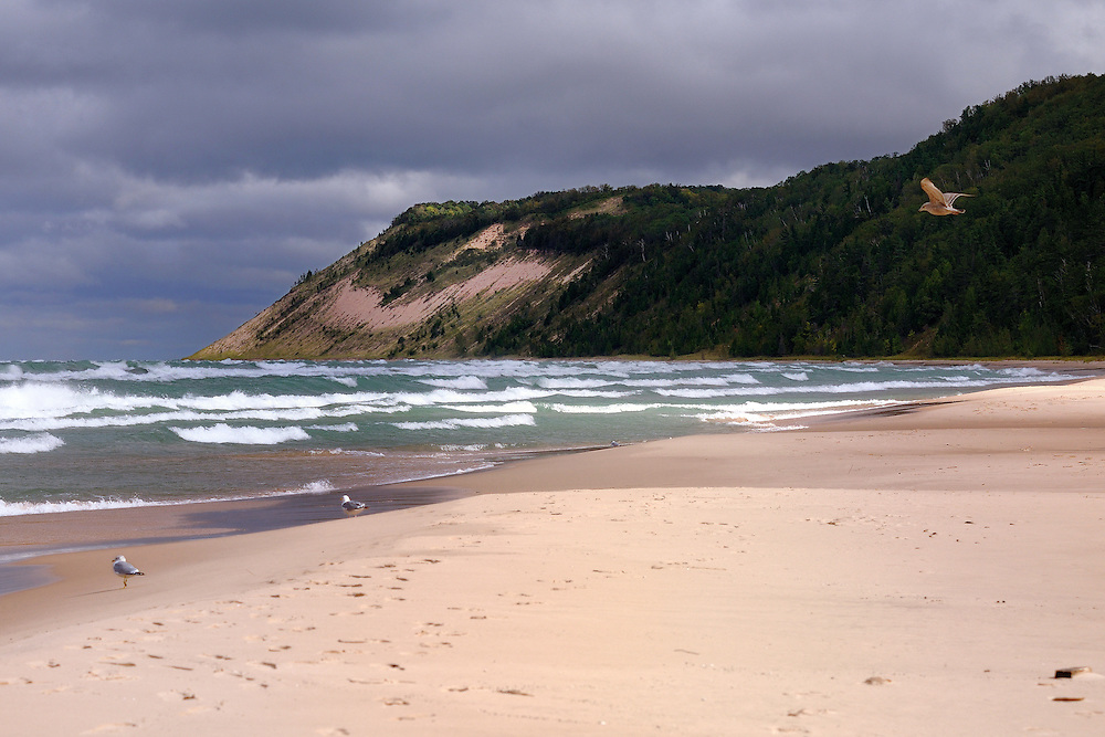 Esch Beach<br /> Sleeping Bear Dunes National Lakeshore, Michigan