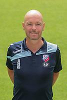 Coach Erik ten Hag of FC Utrecht