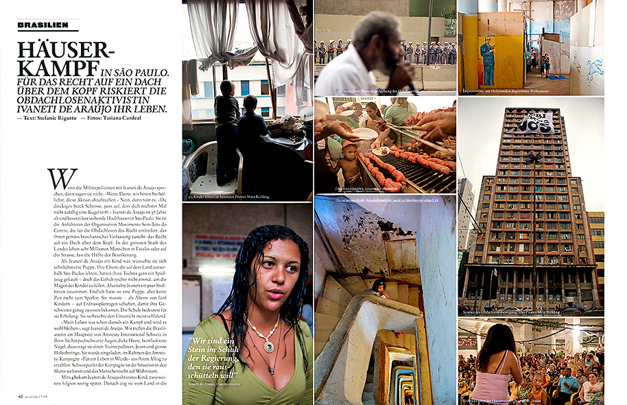 Client: ANNABELLE Magazine<br /> September 2009 <br /> Z&uuml;rich - Switzerland