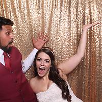 Jennifer and Mitesh Wedding Photo Booth