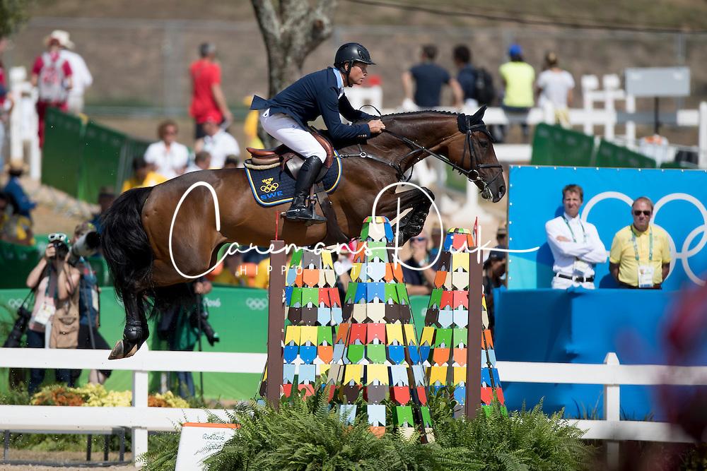 Bengtsson Rolf Goran, SWE, Unita Ask<br /> Olympic Games Rio 2016<br /> © Hippo Foto - Dirk Caremans<br /> 16/08/16