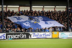 Flag - Mandatory by-line: Neil Brookman/JMP - 01/01/2018 - FOOTBALL - Memorial Stadium - Bristol, England - Bristol Rovers v Portsmouth - Sky Bet League One
