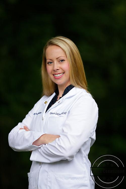 Kate von Lackum, DMD, PhD, Modern Periodontics  on Tuesday August 5, 2014 in Lexington, KY. Photo by Mark Cornelison