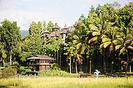 Four Seasons Resort, Mae Rim, Chiang Mai Thailand