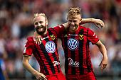 Östersunds FK v Trelleborgs FF 21 juli Allsvenskan