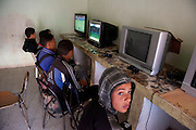 The Salafists let for now kids play on Playstation. <br />