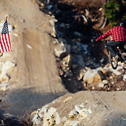 Rex Flake gets air at Steven's Pass Resort near Leavenworth, Washington.