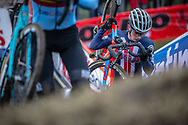 Andrew STROHMEYER (USA) at the 2019 UCI Cyclo-Cross World Championships in Bogense, Denmark