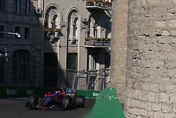 June 23, 2017 - Baku, Azerbaijan - Motorsports: FIA Formula One World Championship 2017, Grand Prix of Europe, .#26 Daniil Kvyat (RUS, Scuderia Toro Rosso) (Credit Image: © Hoch Zwei via ZUMA Wire)