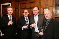 Steve Knott, Alex Dymock, Simon Gordon & Peter Lassman