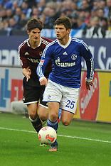 20121027 DUI: Schalke 04 - Fc Nurnberg, Gelsenkirchen