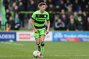 Forest Green Rovers Paul Digby(20) during the EFL Sky Bet League 2 match between Forest Green Rovers and Lincoln City at the New Lawn, Forest Green, United Kingdom on 2 March 2019.
