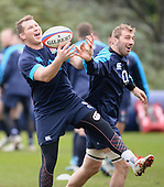 20140123 England Rugby Training, Bagshot, UK