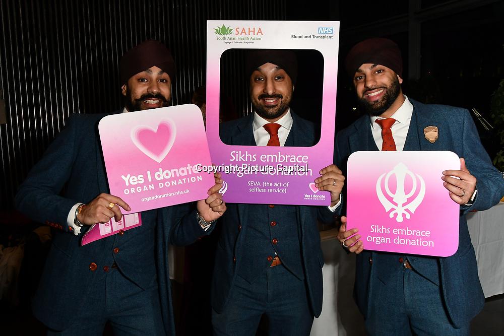 Elite Drummers attend The BAME Donor Gala - Awareness gala hosted by the Health Committee with live music and poetry performances at City Hall at The Queen's Walk, London, UK. 18 March 2019.