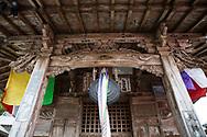 Tempel nummer 37, Iwamoto-ji<br /> <br /> Pilgrimsvandring till 88 tempel p&aring; japanska &ouml;n Shikoku till minne av den japanske munken Kūkai (Kōbō Daishi). <br /> <br /> Fotograf: Christina Sj&ouml;gren<br /> Copyright 2018, All Rights Reserved<br /> <br /> Temple 37, Iwamoto-ji (岩本寺)   of the Shikoku Pilgrimage, 88 temples associated with the Buddhist monk Kūkai (Kōbō Daishi) on the island of Shikoku, Japan