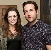 18/07/2018 repro free:  Actress Nora Jane Noone and Chris Marquette at the world premiere of Incantata by Paul Muldoon starring Stanley Townsend and directed by Sam Yates. Incantata is a Galway International Arts Festival and Jen Coppinger production and is now on at the Town Hall Theatre, Galway until Friday July 27as part of GIAF18. Incantata is a deeply moving rollercoaster ride of a show starring one of Ireland's leading actors.  Photo:Andrew Downes, XPOSURE
