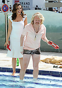 19.MAY.2012. CANNES<br /> <br /> KEITH LEMON AND KELLY BROOK ATTEND PHOTOCALL IN CANNES FOR KEITH LEMON THE FILM<br /> <br /> BYLINE: EDBIMAGEARCHIVE.COM<br /> <br /> *THIS IMAGE IS STRICTLY FOR UK NEWSPAPERS AND MAGAZINES ONLY*<br /> *FOR WORLD WIDE SALES AND WEB USE PLEASE CONTACT EDBIMAGEARCHIVE - 0208 954 5968*