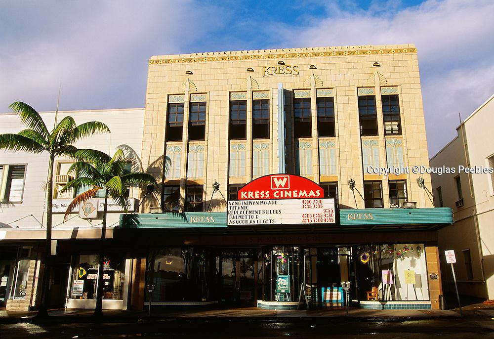 Kress Building, Hilo, Island of Hawaii
