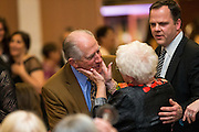 The annual Ignatian Gala on April 14 honored Bob and Gerri Craves. (Photo by Ryan Sullivan)