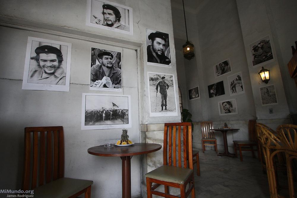 Café del Che. Habana Vieja, 2008.
