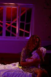 Blasted.by Sarah Kane.Unifaun Theatre.directed by David Barton.St James Cavalier.