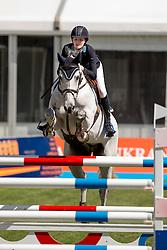Wiefferink Britt, (NED), Alpha<br /> Nederlands kampioenschap springen - Mierlo 2016<br /> © Hippo Foto - Dirk Caremans<br /> 21/04/16