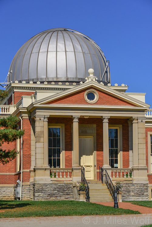 The Cincinnati Observatory in Hyde Park