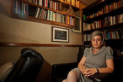 Diana Lichtenstein Corso nasceu em Montevidéu, em 1960, e atualmente vive em Porto Alegre. É psicanalista, membro da APPOA (Associação Psicanalítica de Porto Alegre). Formada em psicologia pela UFRGS, trabalhou com crianças e no campo dos problemas de desenvolvimento infantil. FOTO: Lucas Uebel/Preview.com