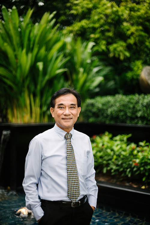 Witoon Suryiawanakul, CEO of Siam Global House  Public Company Ltd, a rags-to-riches tycoon from one of the poorest towns in Thailand who is well on his way to becoming a billionaire by building department stores in now booming rural cities.
