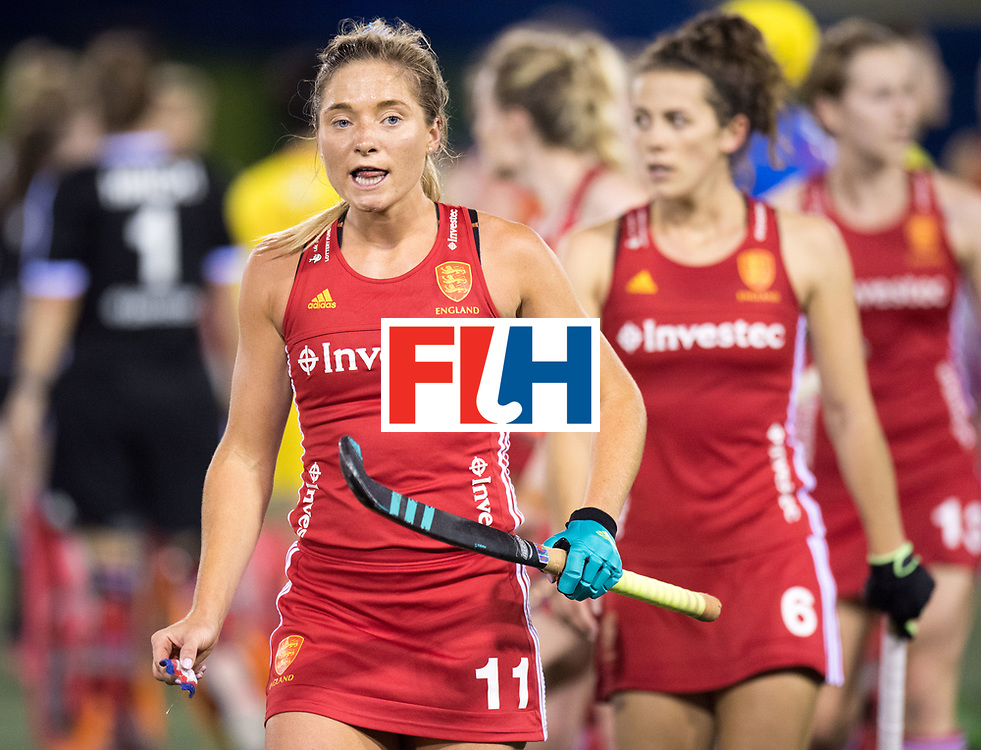 AUCKLAND - Sentinel Hockey World League final women<br /> Match id 10302<br /> ENG v China<br /> Foto:  Suzy Petty <br /> WORLDSPORTPICS COPYRIGHT FRANK UIJLENBROEK