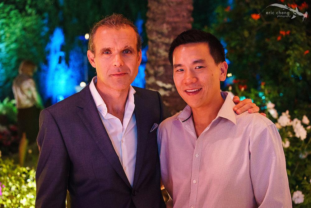Enric Sala and me