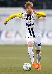 03.03.2018, TGW Arena, Pasching, AUT, 1. FBL, LASK Linz vs SK Puntigamer Sturm Graz, 25. Runde, im Bild Alexander Riemann (LASK Linz) // during the Austrian Football Bundesliga 25th Round match between LASK Linz und SK Puntigamer Sturm Graz at the TGW Arena in Pasching, Austria on 2018/03/03. EXPA Pictures © 2018, PhotoCredit: EXPA/ Roland Hackl