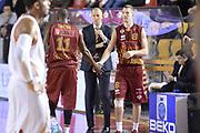 DESCRIZIONE : Campionato 2013/14 Acea Virtus Roma - Umana Reyer Venezia<br /> GIOCATORE : Zare Markovski<br /> CATEGORIA : Cambio Composizione<br /> SQUADRA : Umana Reyer Venezia<br /> EVENTO : LegaBasket Serie A Beko 2013/2014<br /> GARA : Acea Virtus Roma - Umana Reyer Venezia<br /> DATA : 05/01/2014<br /> SPORT : Pallacanestro <br /> AUTORE : Agenzia Ciamillo-Castoria / GiulioCiamillo<br /> Galleria : LegaBasket Serie A Beko 2013/2014<br /> Fotonotizia : Campionato 2013/14 Acea Virtus Roma - Umana Reyer Venezia<br /> Predefinita :