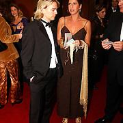 Premiere Marlene Dietrich Leiden, Anthonie Kamerling en Isa Hoes