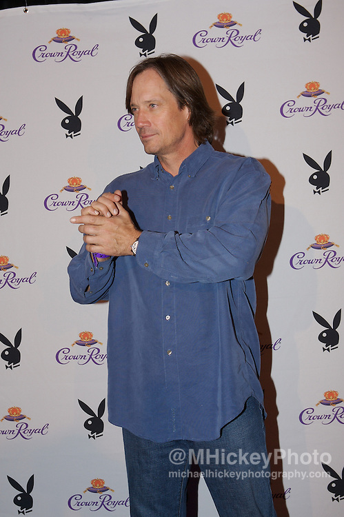 Kevin Sorbo at the Kentucky Derby Crown Royal Playboy party in Louisville, Kentucky on May 4 , 2007. Photo by Michael Hickey