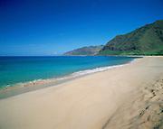 Makua Beach, Oahu, Hawaii<br />