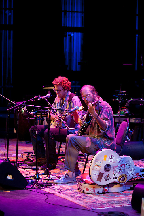 Phil Cook and Charlie Parr, Fletcher Music Hall, Hopscotch Music Festival, Thursday, September 6, 2012.