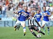 2013/05/05 Udinese vs Sampdoria 3-1
