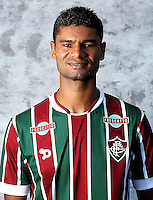 "Brazilian Football League Serie A / <br /> ( Fluminense Football Club ) - <br /> Wellington Pereira Rodrigues "" Gum """