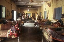 Dormitory in the Apahaj Ashram; Patiala; Punjab; India,