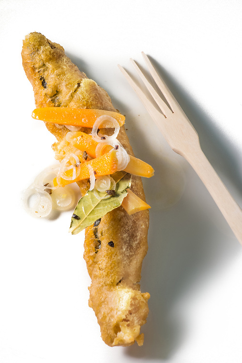 Fish escabeche<br />
